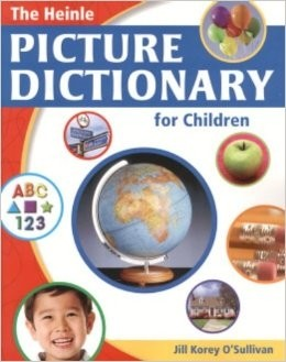 THE HEINLE PICTURE DICTIONARY FOR CHILDREN - BRITISH ENGLISH