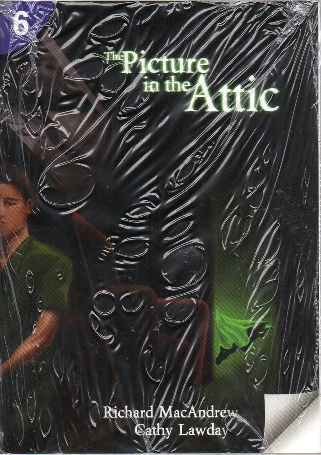 THE PICTURE IN THE ATTIC - PAGE TURNERS - LEVEL 6