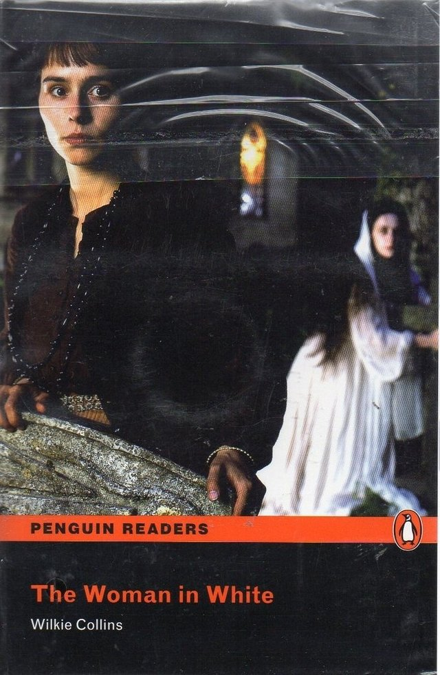 THE WOMAN IN WHITE - NEW PENGUIN READERS LEVEL 6 - BOOK WITH AUDIO CD MP3