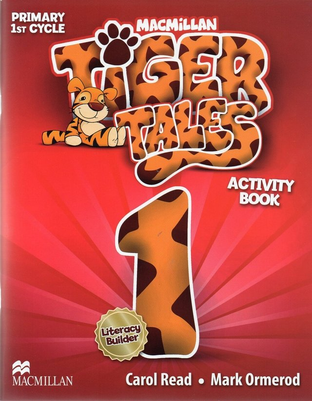 TIGER TALES 1 - ACTIVITY BOOK