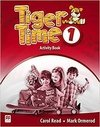 TIGER TIME 1 - ACTIVITY BOOK
