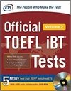 OFFICIAL TOEFL IBT TESTS - VOLUME 2 - SECOND EDITION