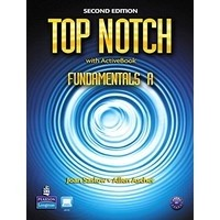 TOP NOTCH FUNDAMENTALS A - STUDENT BOOK WITH ACTIVEBOOK AND SUPER CD-ROM -