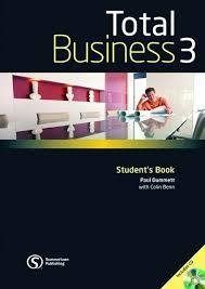 TOTAL BUSINESS 3 - UPPER-INTERMEDIATE - STUDENT BOOK