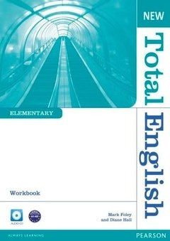 TOTAL ENGLISH - ELEMENTARY - WORKBOOK WITH KEY