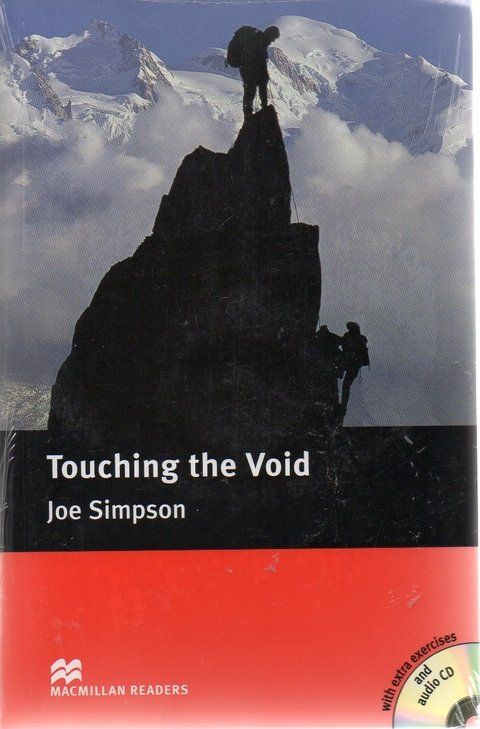 TOUCHING THE VOID - MACMILLAN READERS INTERMEDIATE - BOOK WITH 2 AUDIO CDS