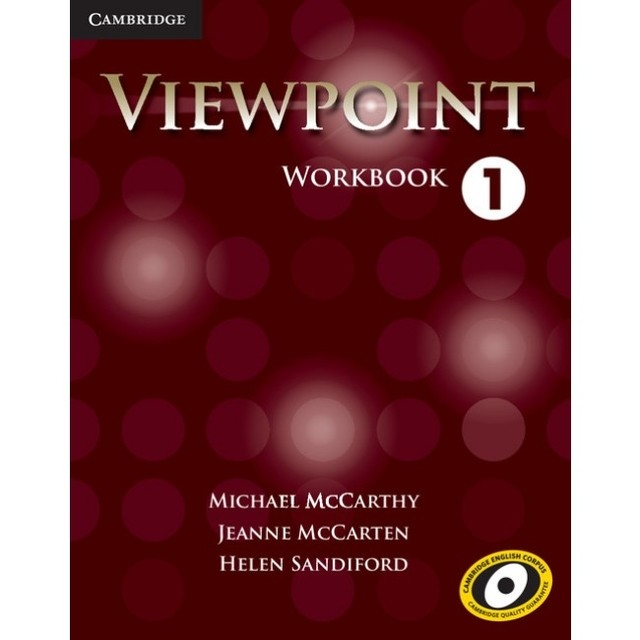 VIEWPOINT 1 - WORKBOOK