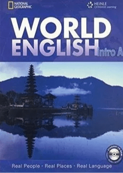 WORLD ENGLISH INTRO A - COMBINED EDITION WITH CD-ROM