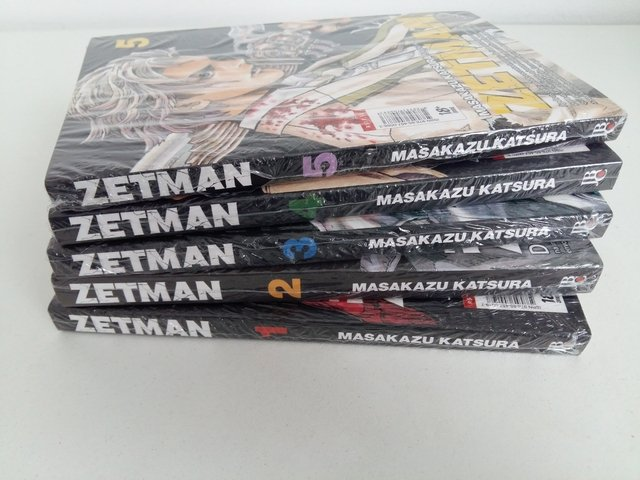 PACK ZETMAN - VOLUMES #01 À #06