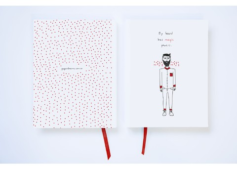 Cuaderno My Beard