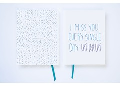 Cuaderno I Miss You Every Single Day