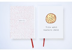 Cuaderno Pizza World