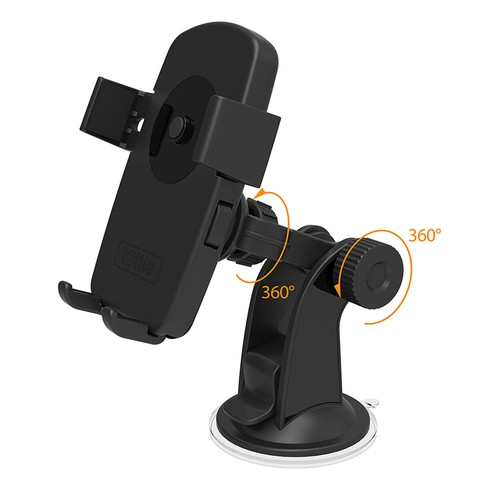Base Soporte para Celular CD-103 Easy One Touch Car Mount Base Succión