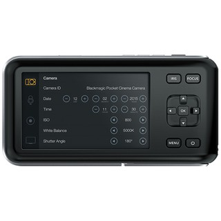 Blackmagic Design Pocket Cinema Camera - comprar online
