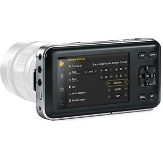 Blackmagic Design Pocket Cinema Camera en internet