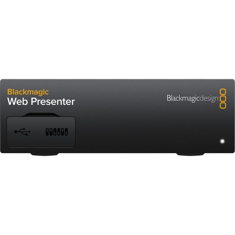 Blackmagic Desing Web Presenter