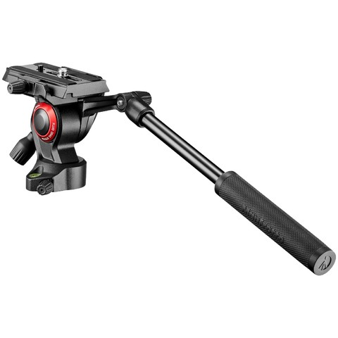 Cabeza Manfrotto Befree Live MVH400AH