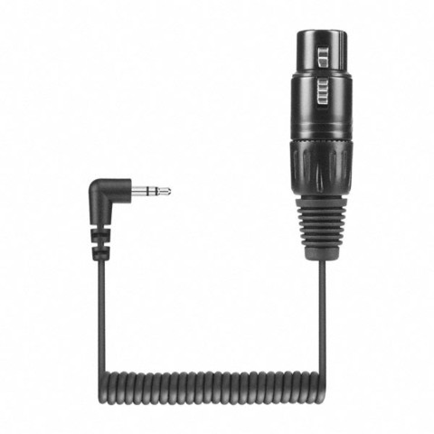 Cable Adaptador Sennheiser KA 600i XLR a 3.5 mm