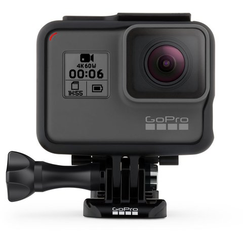 Cámara GoPro HERO6 Black