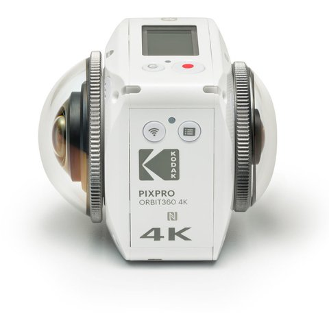 Cámara Kodak PIXPRO ORBIT360 4K Spherical VR Adventure