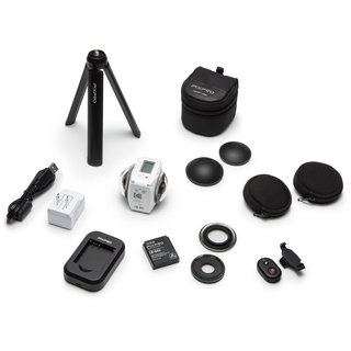 Cámara Kodak PIXPRO ORBIT360 4K Spherical VR Adventure - comprar online