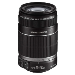 Canon EF 55-250mm f/4-5.6 IS II