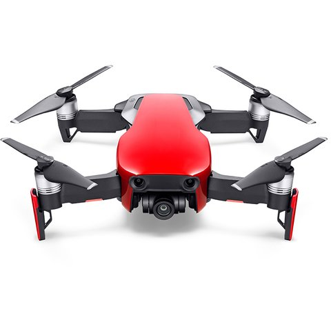 Drone DJI Mavic Air Fly More Combo (Rojo Fuego)