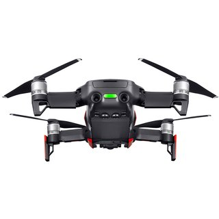 Drone DJI Mavic Air Fly More Combo (Rojo Fuego) en internet