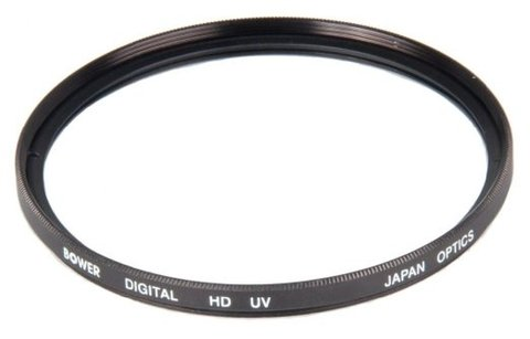 Filtro Protector UV 52mm Bower FUC52