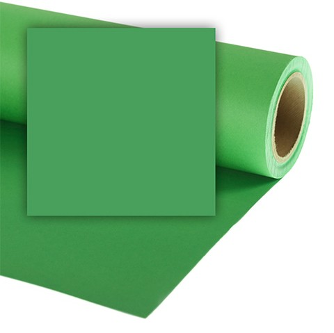 Fondo de Papel 2.7 x 11m Chroma Green