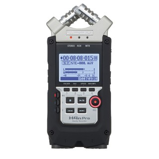 Grabador de Audio Zoom H4n Pro Handy Recorder