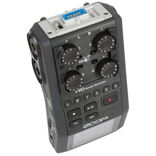 Grabador de Audio Zoom H6 Handy Recorder en internet