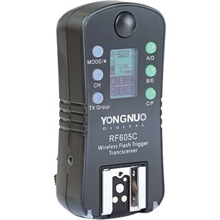 Kit de 3 Disparadores de Flash Yongnuo RF605 - comprar online
