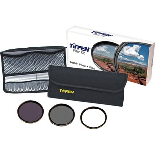 Kit de 3 Filtros Tiffen 49mm Digital Essentials - comprar online