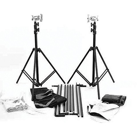 Kit de Banderas Matthews Light Duty Butterfly 6x6'