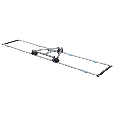 Sistema de Rieles ProAim de 3.6m Straight Track con Swift Dolly