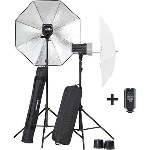 Kit Elinchrom D-Lite RX To Go Umbrella 20838.2