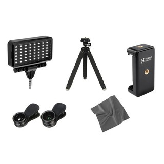 Kit para Foto y Video con Celular UmAid 3 en 1