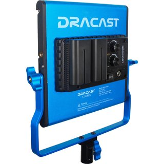 Kit de 3 Lámparas Dracast LED500 S-Series Bicolor - Videostaff México