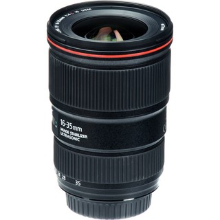 Lente Canon EF 16-35mm f/4L IS USM - comprar online