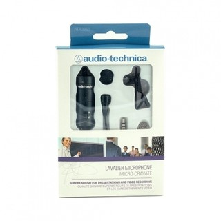Micrófono Lavalier Audio-Technica ATR3350iS - comprar online