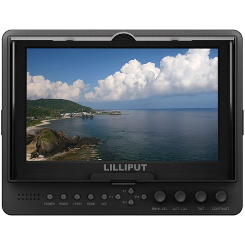 Monitor Lilliput 665/S/P de 7