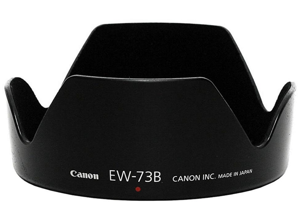 Parasol Lente Canon EW73B tipo Flor 909c17c502