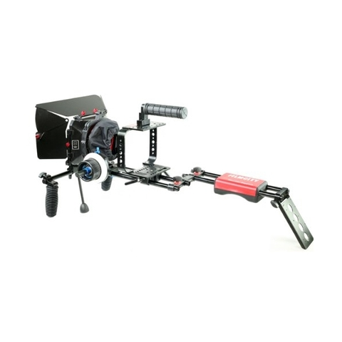 Soporte Kit Adventure Rig para BMCC (FC-05)