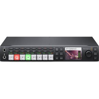 Switcher Blackmagic Design ATEM Television Studio HD - Videostaff México