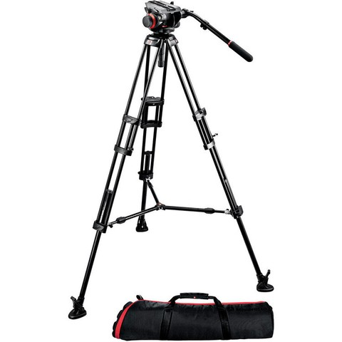Tripié Manfrotto 504HD/546B