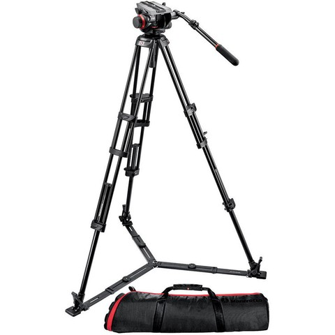 Tripié Manfrotto 504HD/546GB