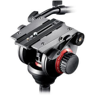 Tripié Manfrotto 504HD/546GB en internet