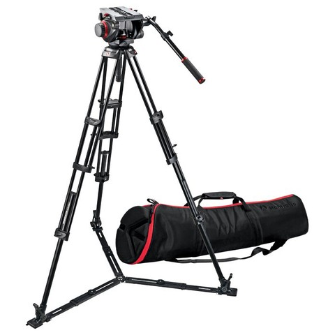 Tripié Manfrotto 509HD/545GB