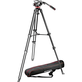 Tripié Manfrotto MVH502A/MVT502AM